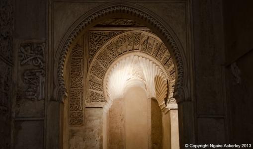 Alhambra, Granda, Spain.