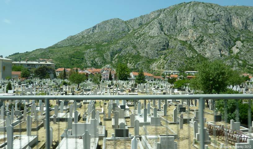 Sarajevo Graves, Bosnia and Herzegovina