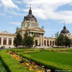 Budapest Baths, Hungary.