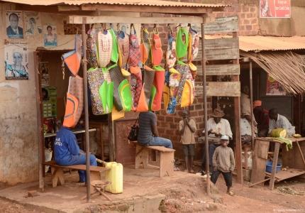Local roadside, Uganda.