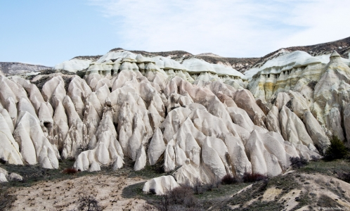 Goreme, Cappadocia, Turkey.