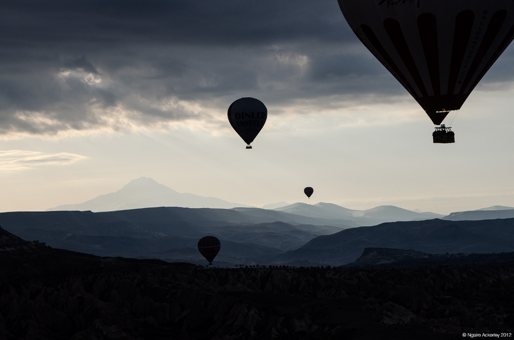 Photography of Turkey by Ngaire Ackerley