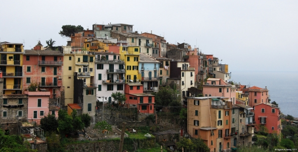 Cornigila, Cinque Terre, Italy.