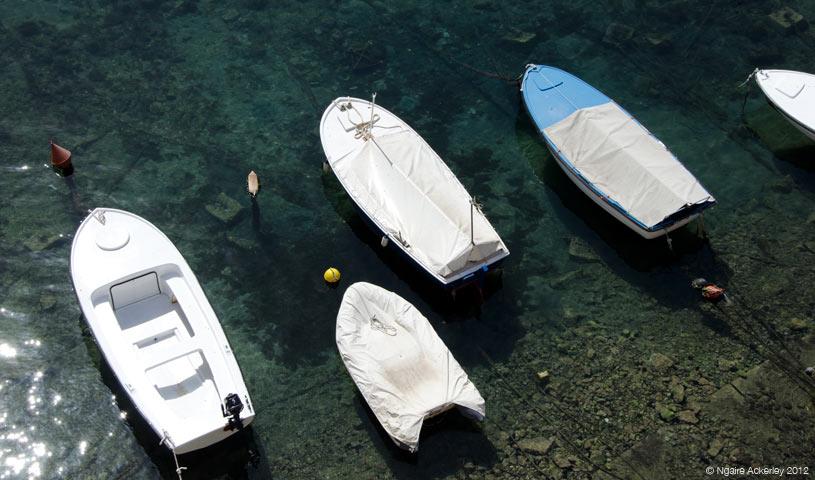 Boats, Dubrovnik, Croatia.