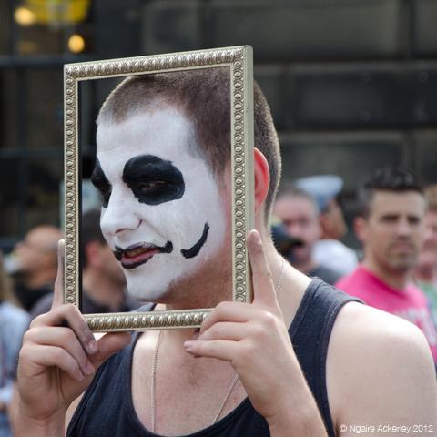 Edinburgh Fringe Festival, Edinburgh, Scotland.