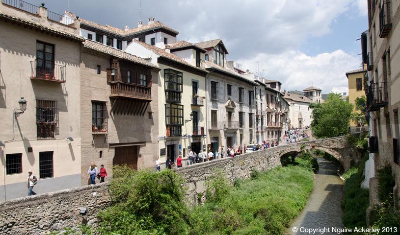 Granda, Spain.