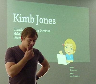 Kimb Jones