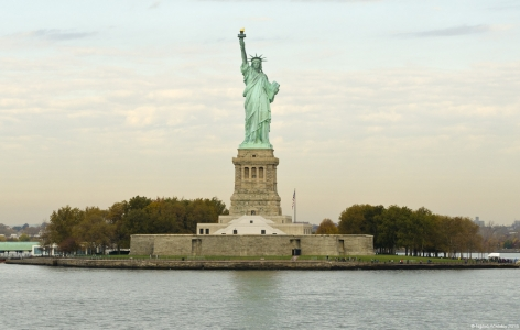 Liberty Island, New York, USA