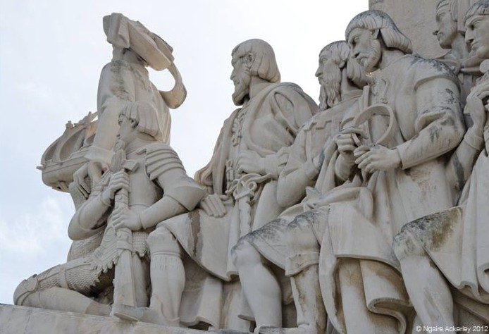 Discoveries Monument, Belem, Portugal