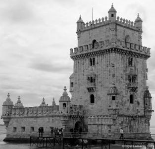 Tower, Belem, Portugal.