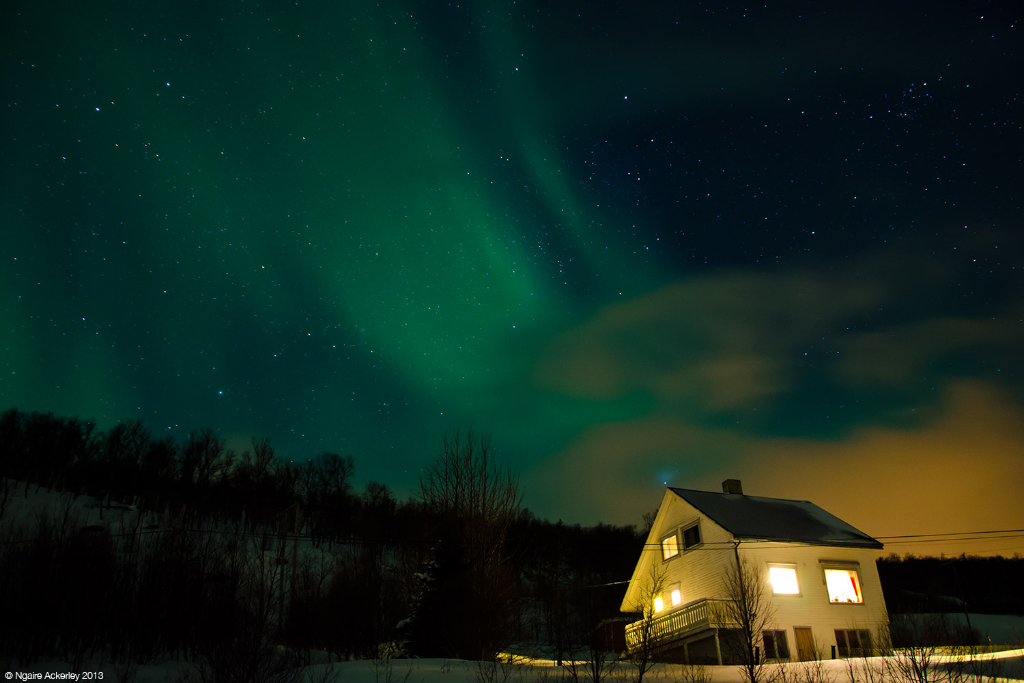 Photography of Norway and the Northern Lights