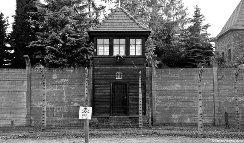 Auschwitz-Birkenau. Poland