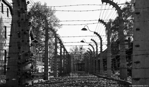 Auschwitz-Birkenau. Poland.