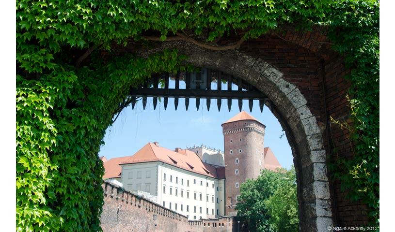 Castle, Krakow, Poland