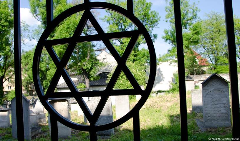 Jewish Cemetery, Krakow, Poland.