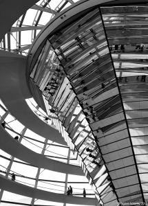 Reichstag, Berlin, Germany.
