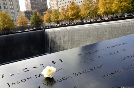 September 11 Memorial, New York, USA