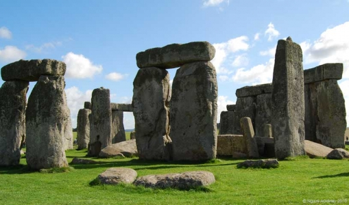 Stonehenge, England.
