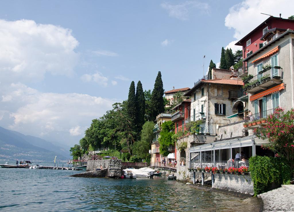 Varenna, Lake Como, Italy.