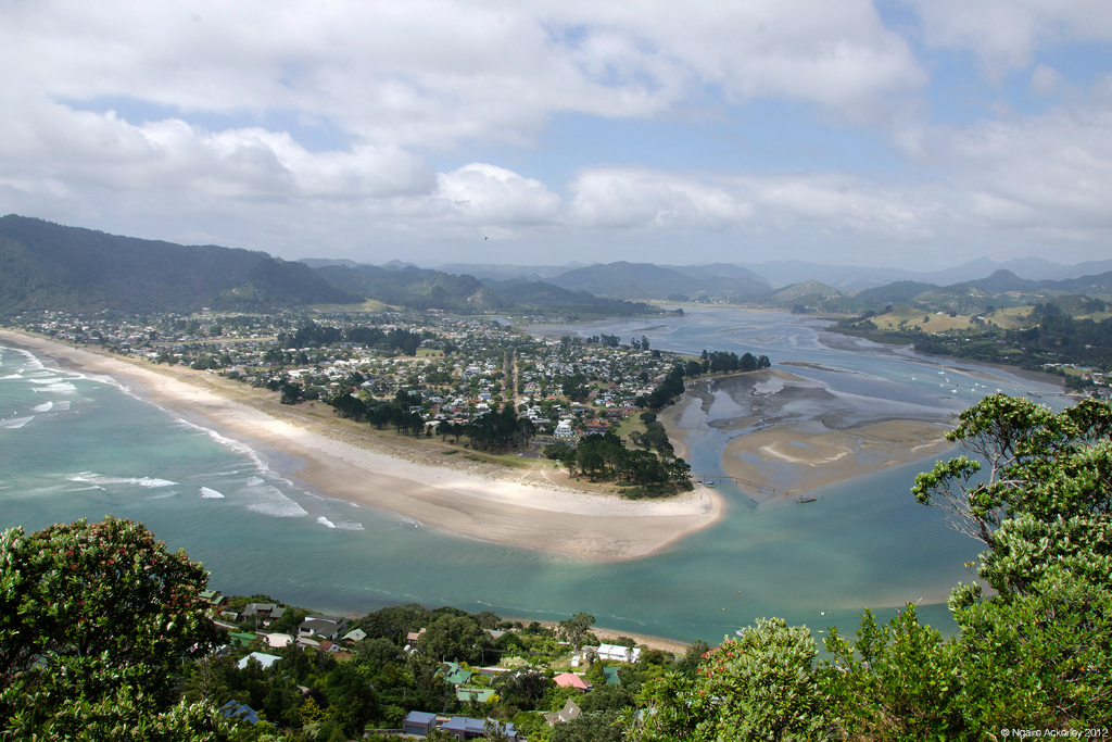 Pauanui, New Zealand.