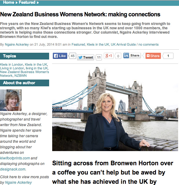 New Zealand Business Womens Network