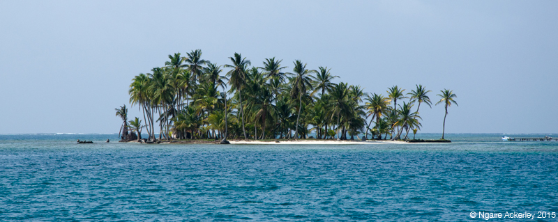 San Blas Islands - taking a break