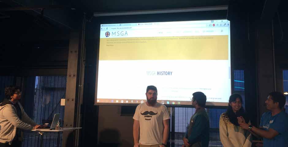 MSGA charity