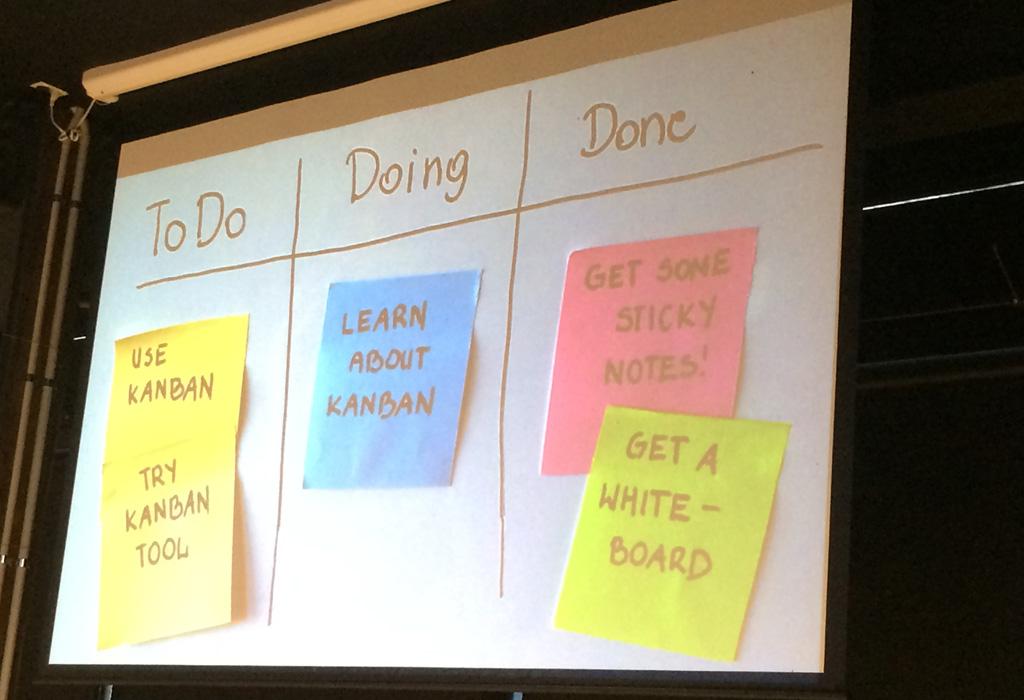Dee Teal - Kanban Boards, great idea!